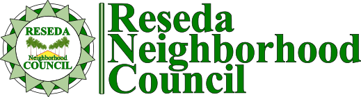Logo for Reseda Neighborhood Council